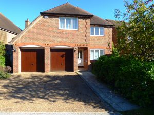 Weavers Way, Twyford