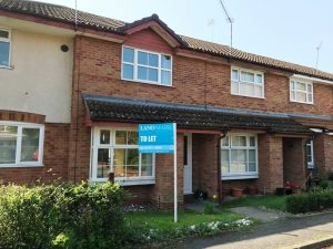 Lysander Close, Woodley
