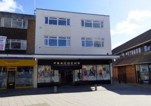 Crockhamwell Road, Woodley