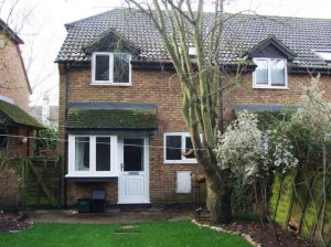 Byron Close, Twyford